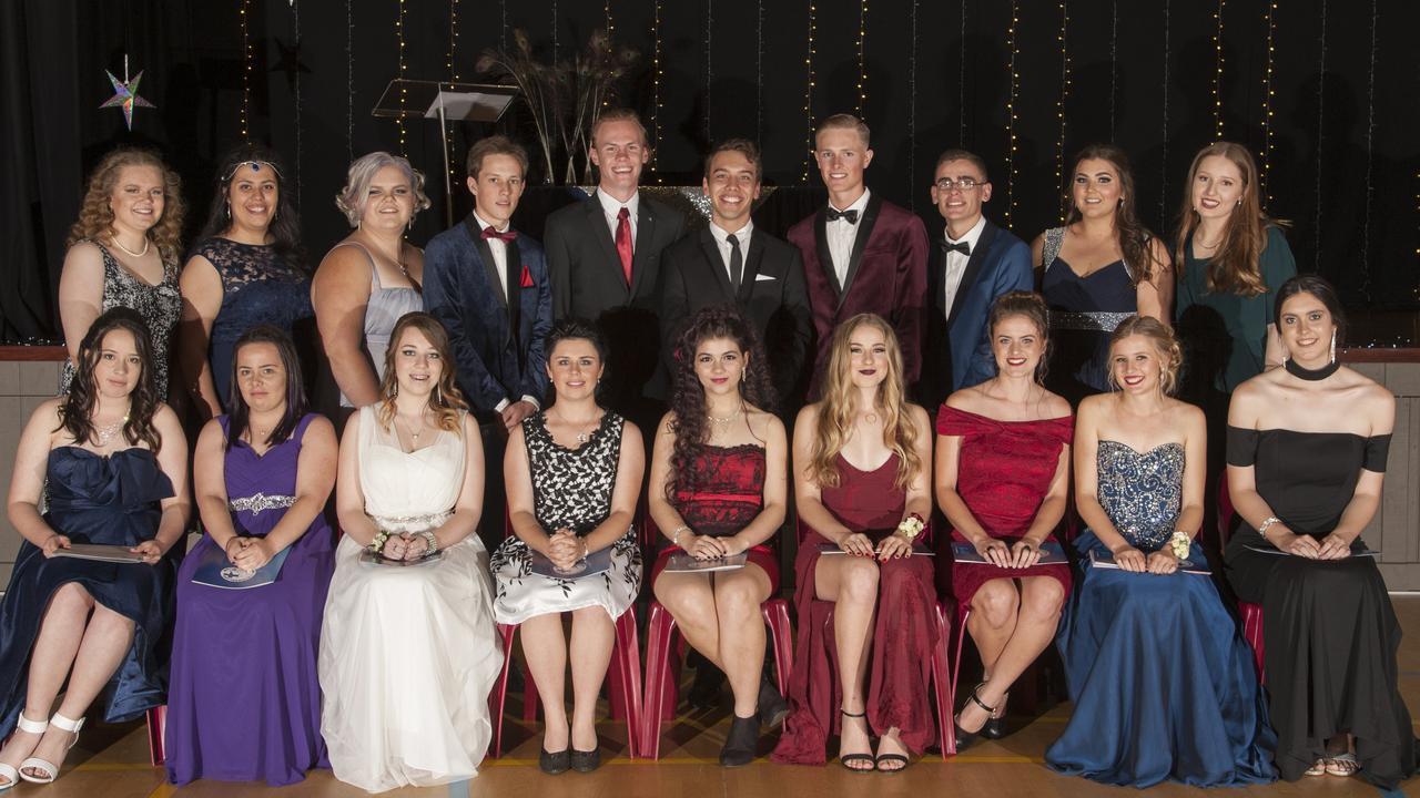 Lismore Summerland Christian College Year 12 formal.