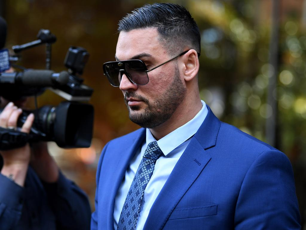 A court has heard disgraced former politician Salim Mehajer is allegedly a close associate of a man accused of facilitating the murder of Kemel Barakat. Picture: NCA NewsWire/Joel Carrett