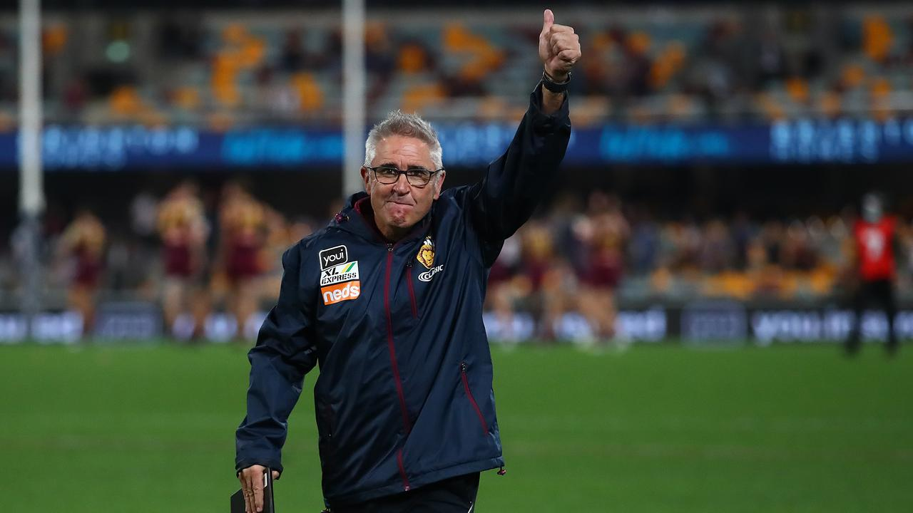 Chris Fagan has been an undoubted success at the Brisbane Lions. Picture: Jono Searle/AFL Photos
