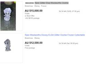 Elsa Ooshie for sale online for $15k