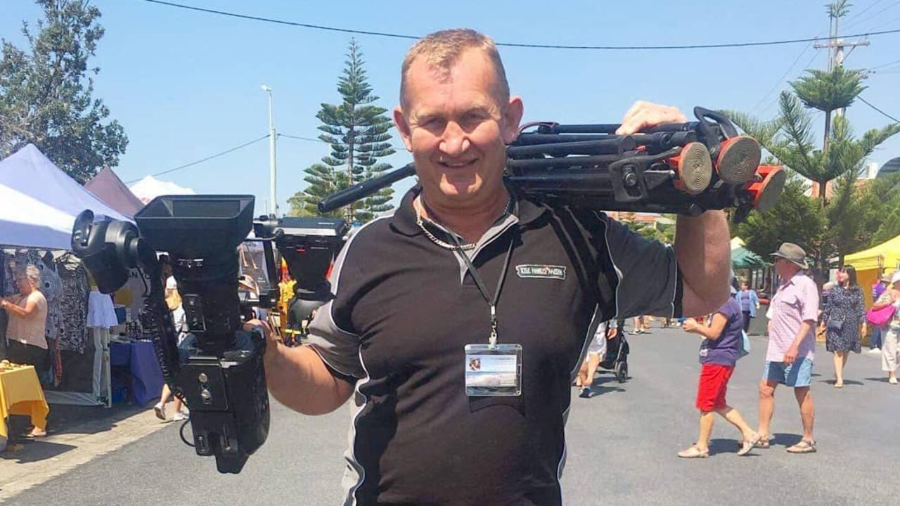 Former Prime cameraman Kyle Hands Media has been bringing live streams to the Coffs Clarence community across sport, ceremonies and even funerals.