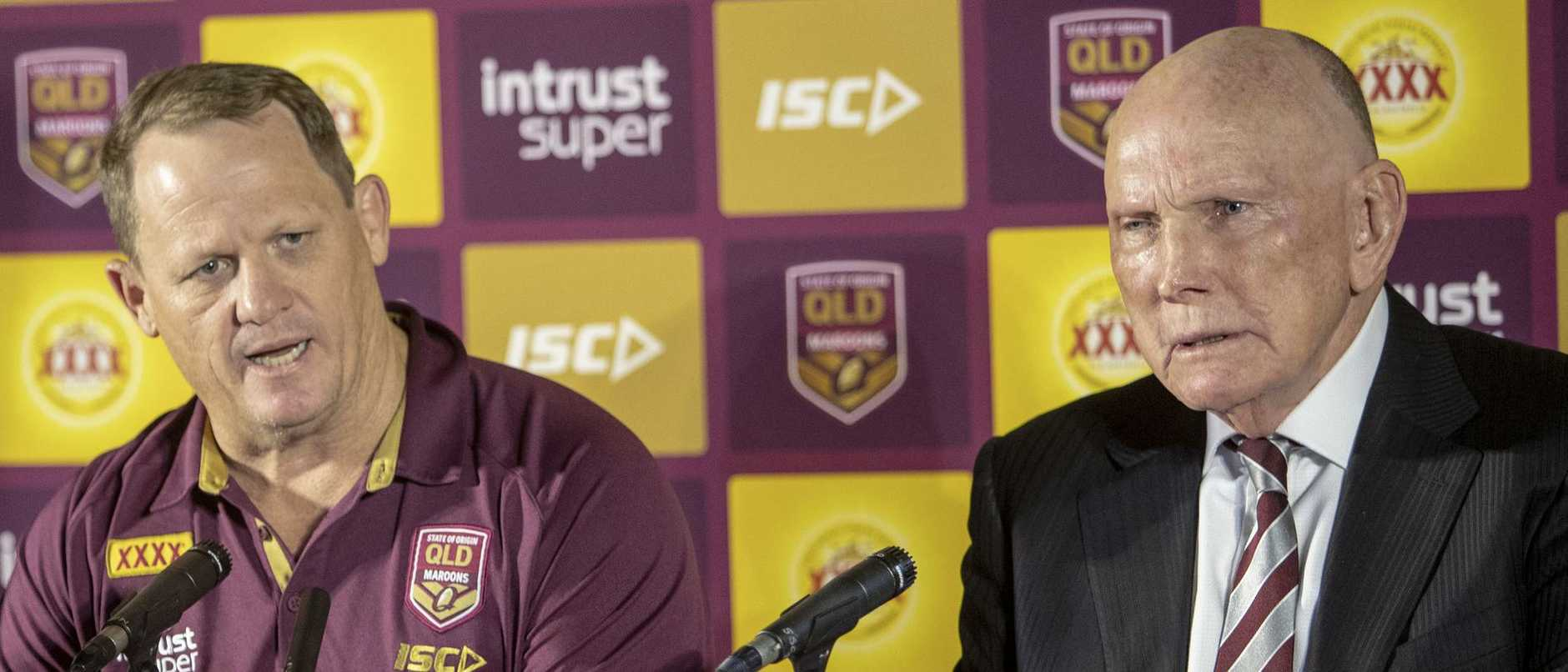 Queensland slam proposed eligibility changes