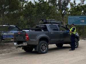M'boro police target anti-social driving on beaches