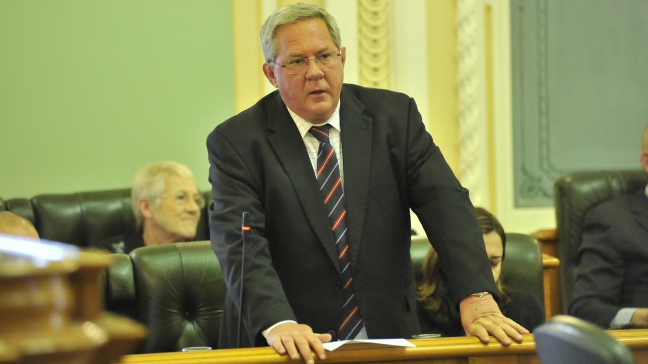 Former Mackay MP Tim Mulherin. Picture: Greg Miller