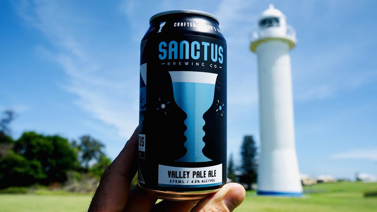 Sanctus Brewing Co is in the running for shelf space at BWS stores across NSW as part of the Local Luvva campaign, where locals can vote to see their favourite independent suppliers earn the title of local favourite.