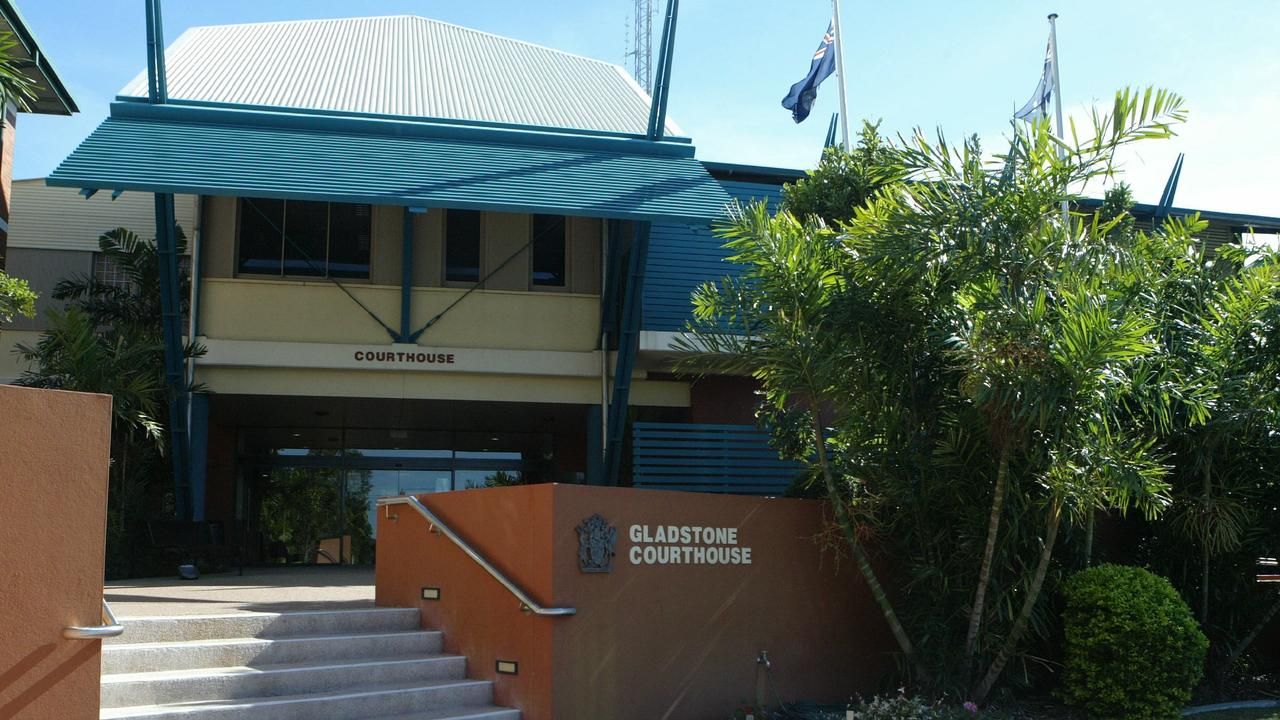 Gladstone Courthouse.