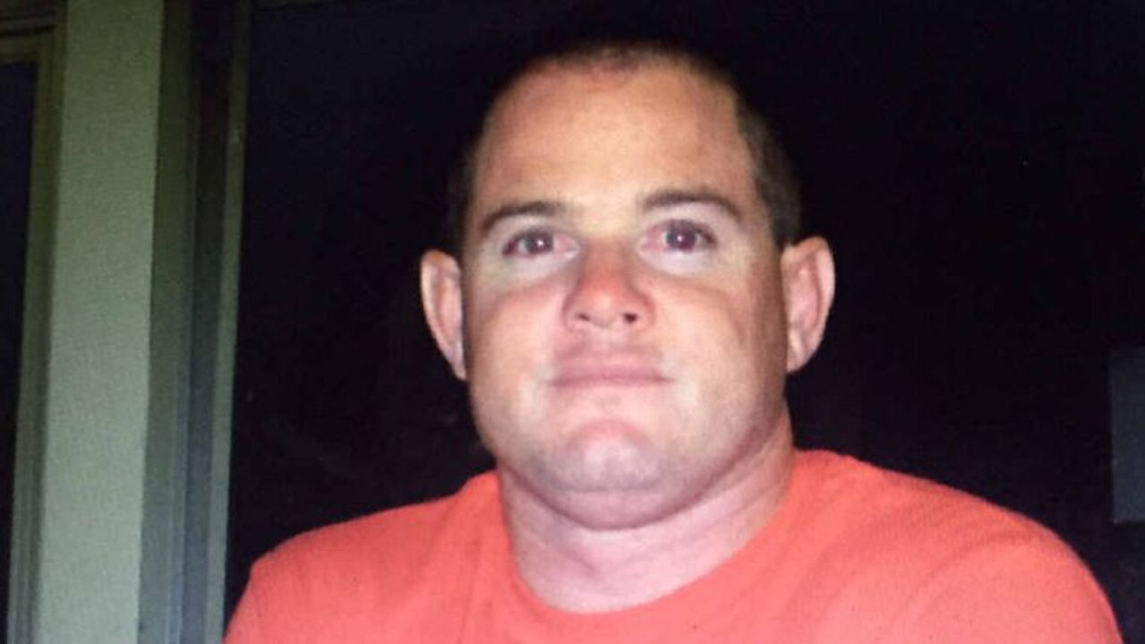 Ipswich plant operator Matthew O'Brien, 38, who perished in a fire at a Yatala workplace, Oil Teach International Pty ltd, on November 5, 2015. Picture: File
