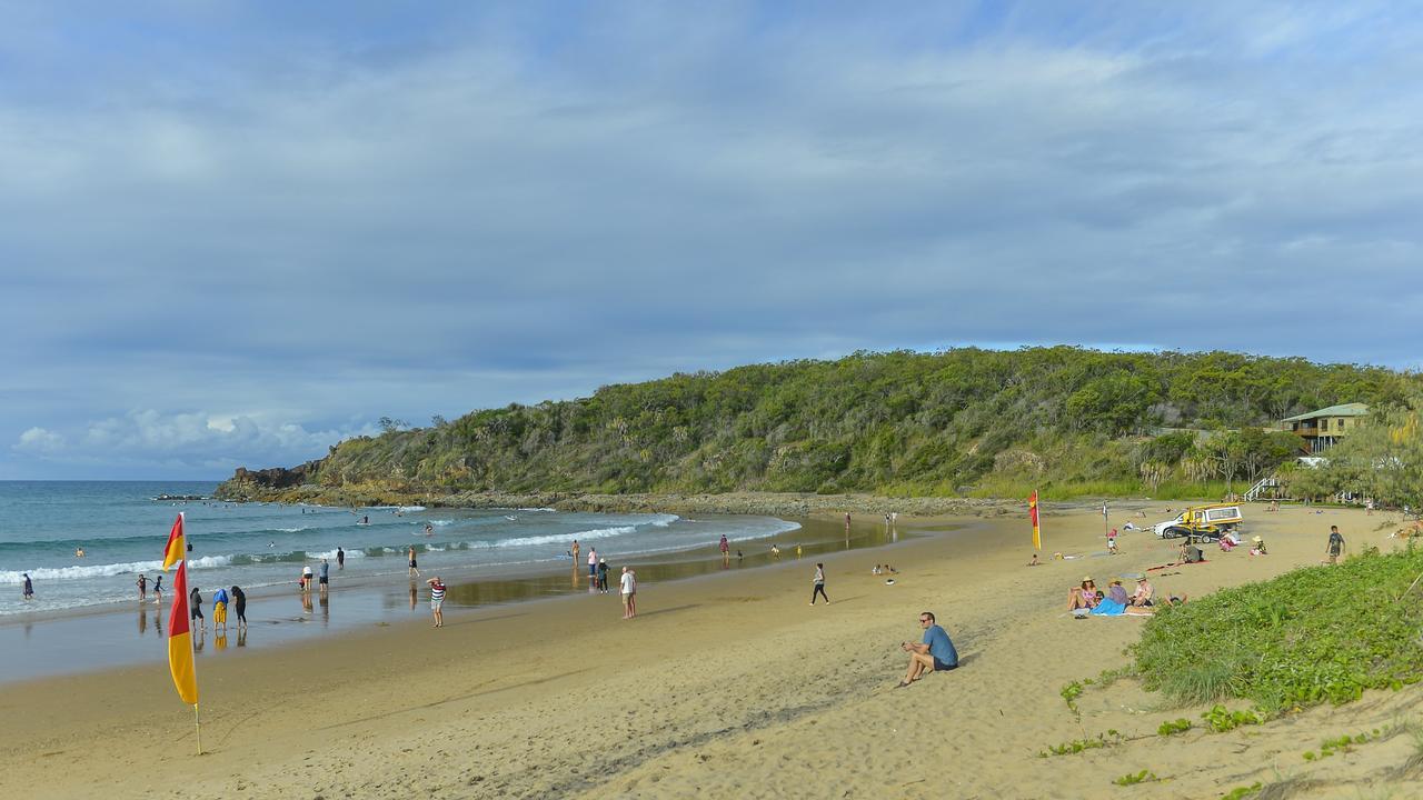 Agnes Water main beach