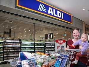 Most popular items at Aldi in Queensland