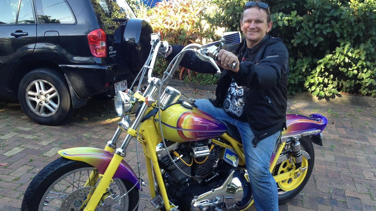HealthHub247 director Jeffrey Croucher. Picture: Facebook.