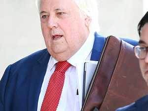 Clive Palmer's attack on WA backfires