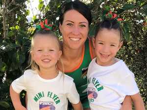 Winning sporting mums reveal challenges, joy, wise words