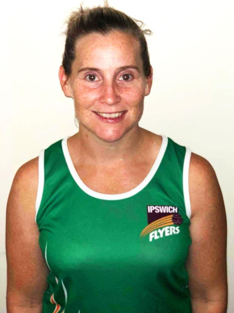 Defender Erin Ellis