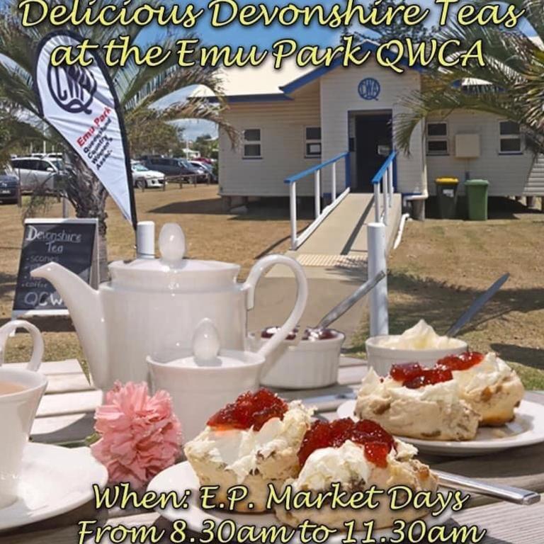 Emu Park Devonshire Teas.