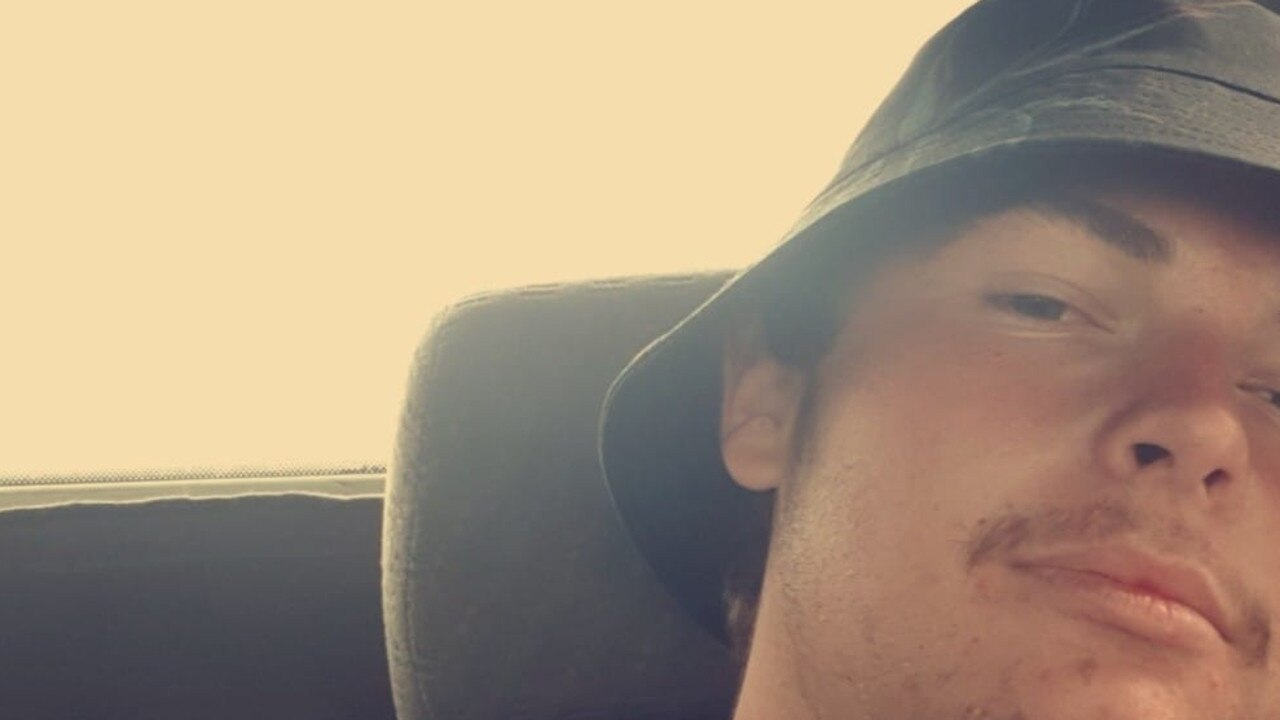 Jack Bramble has been fined $1200 and had his licence taken off him for three months for doing burnouts.