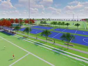 Sporting teams to call new $5m complex home