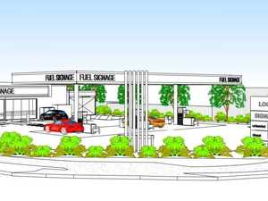 Moffat Beach servo plans