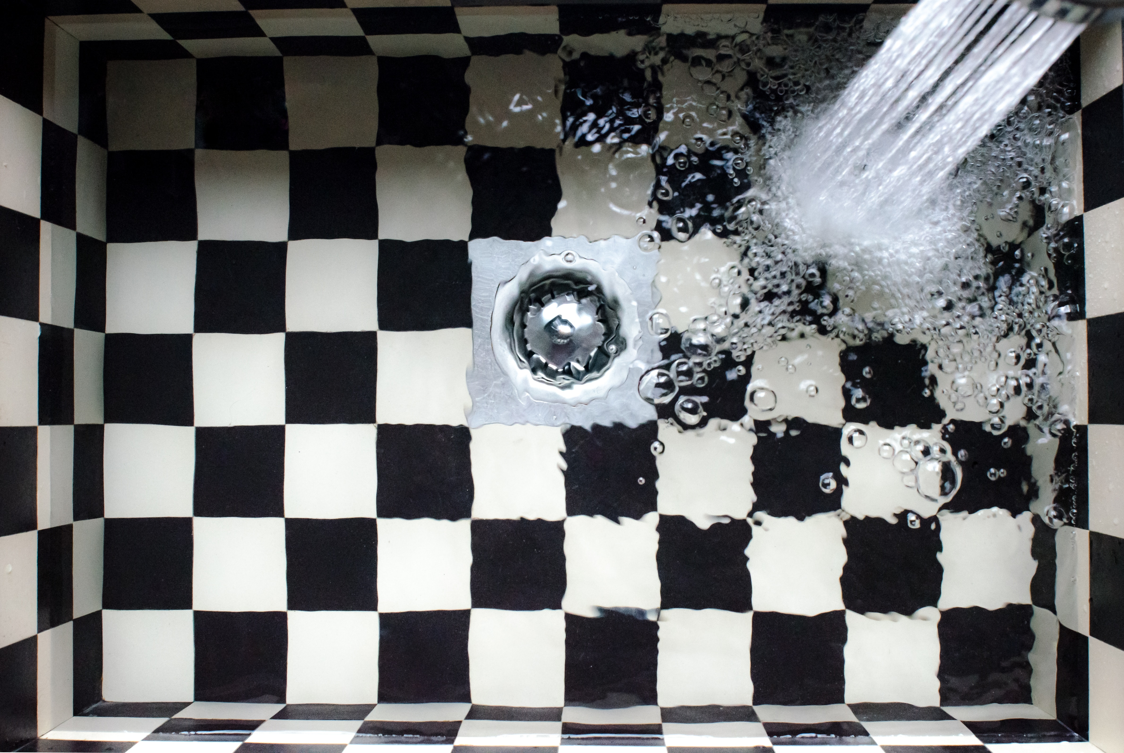 Some blocked drains require more than a DIY solution.