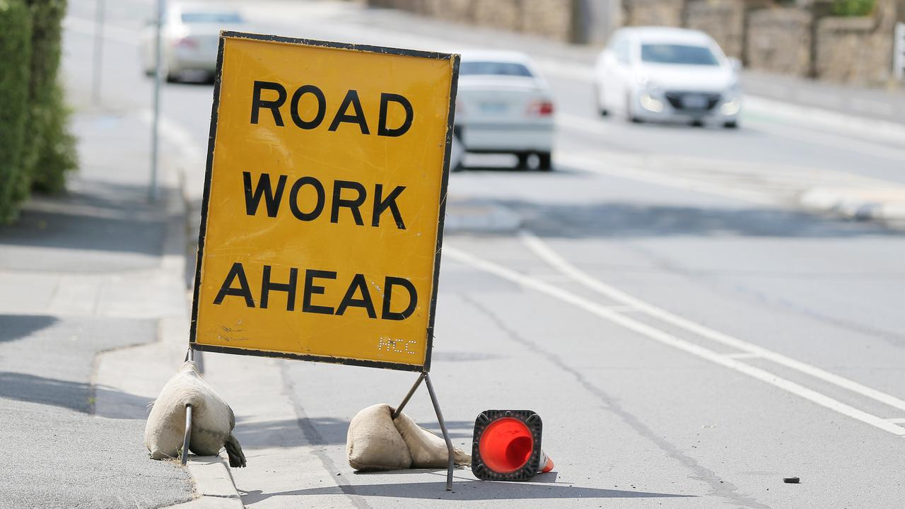 Significant roadworks are under way in the Byron Shire.