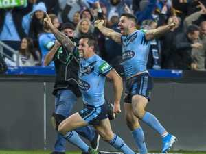 'Times are bloody tough': Origin stars face massive pay cut