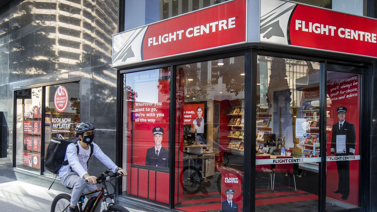 Flight Centre has handed back a staggering amount of refunds to customers caught by the pandemic.