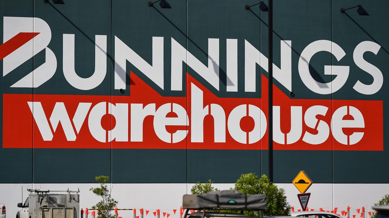 The new Bunnings will employ 400 people once open.