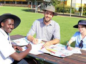Toowoomba school talks mental health for R U OK? Day