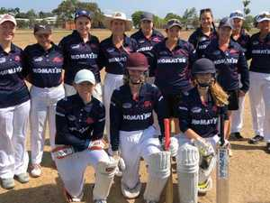 Aussie first to put Mackay women's cricket on the map