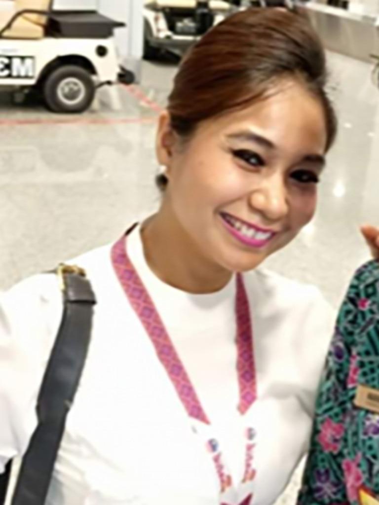 Malaysian flight attendant Zailee Zainal pleaded guilty to smuggling heroin into Australia in her underwear.