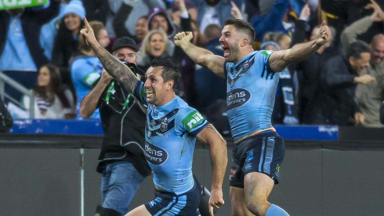 Blues stars are set to face a pay cut to play in the Origin series.