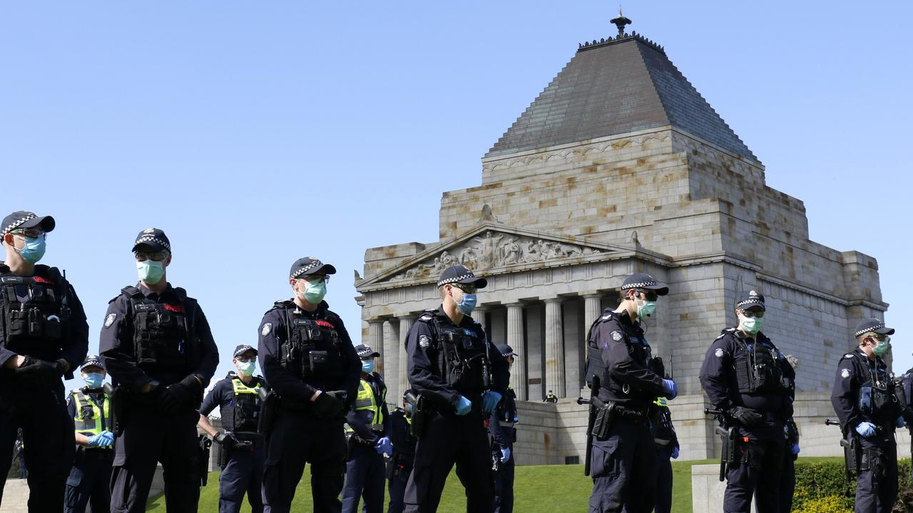 More than a thousand protesters could again descend on Melbourne for another anti-lockdown protest on Saturday, but the location is being kept top secret.