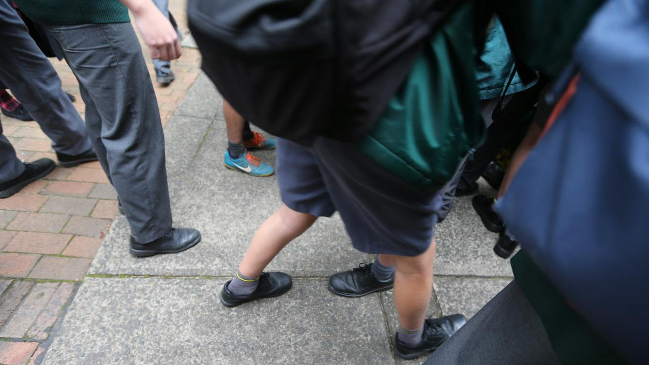 Emergency services are attending a Rockhampton school following reports of a violent altercation.