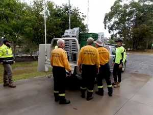 Clarence Valley RFS brigades receive donated goods from Pacific Highway upgrade