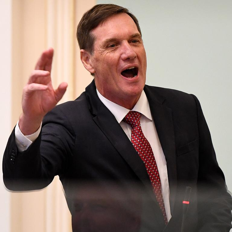 Anthony Lynham is being punished for not being a creature of the party. Picture: Dan Peled/NCA NewsWire
