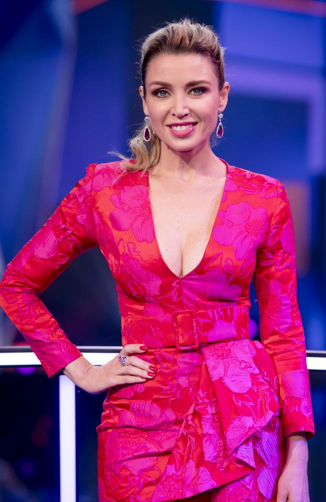 TV talent show judge Dannii Minogue also avoided hotel quarantine.