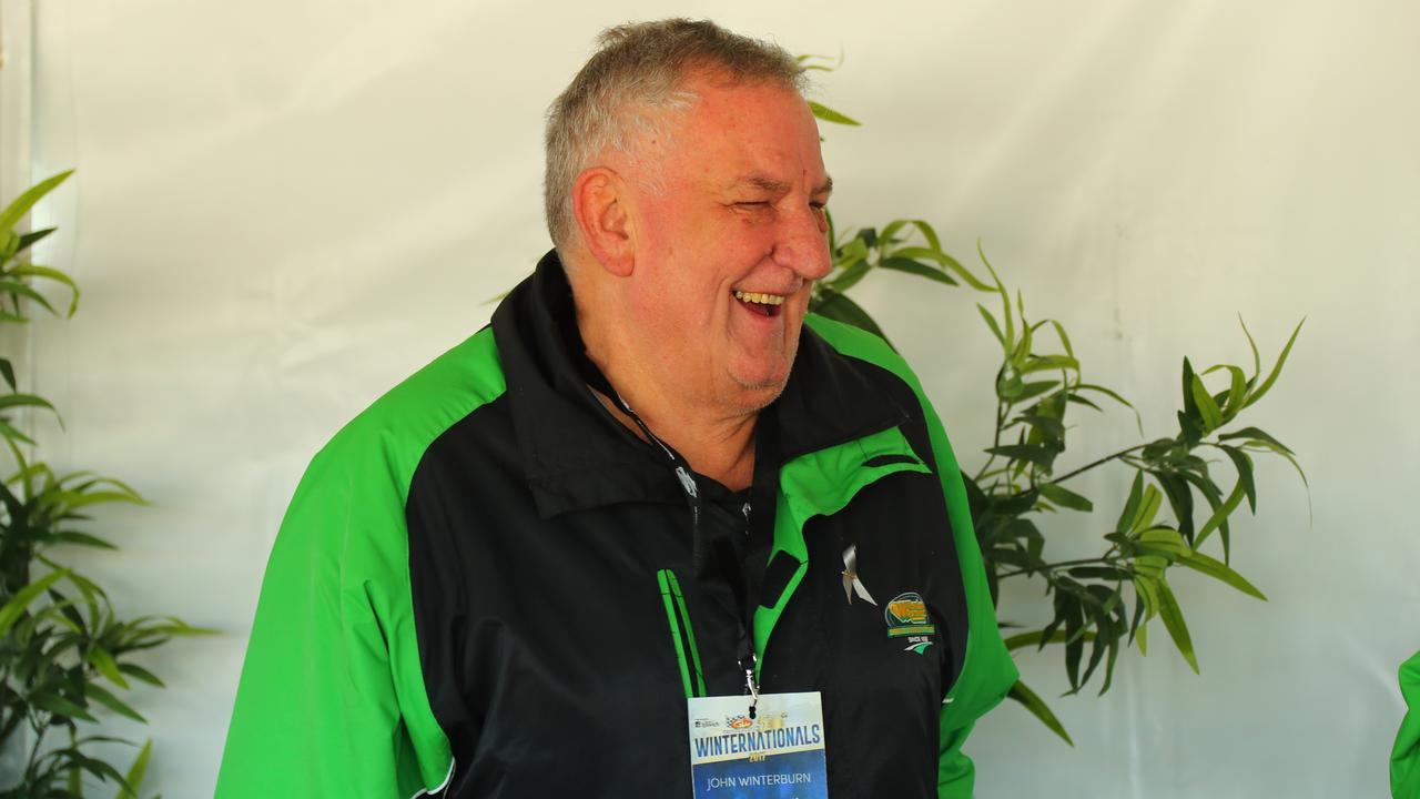 Internationally recognised Willowbank Raceway official John Winterburn.