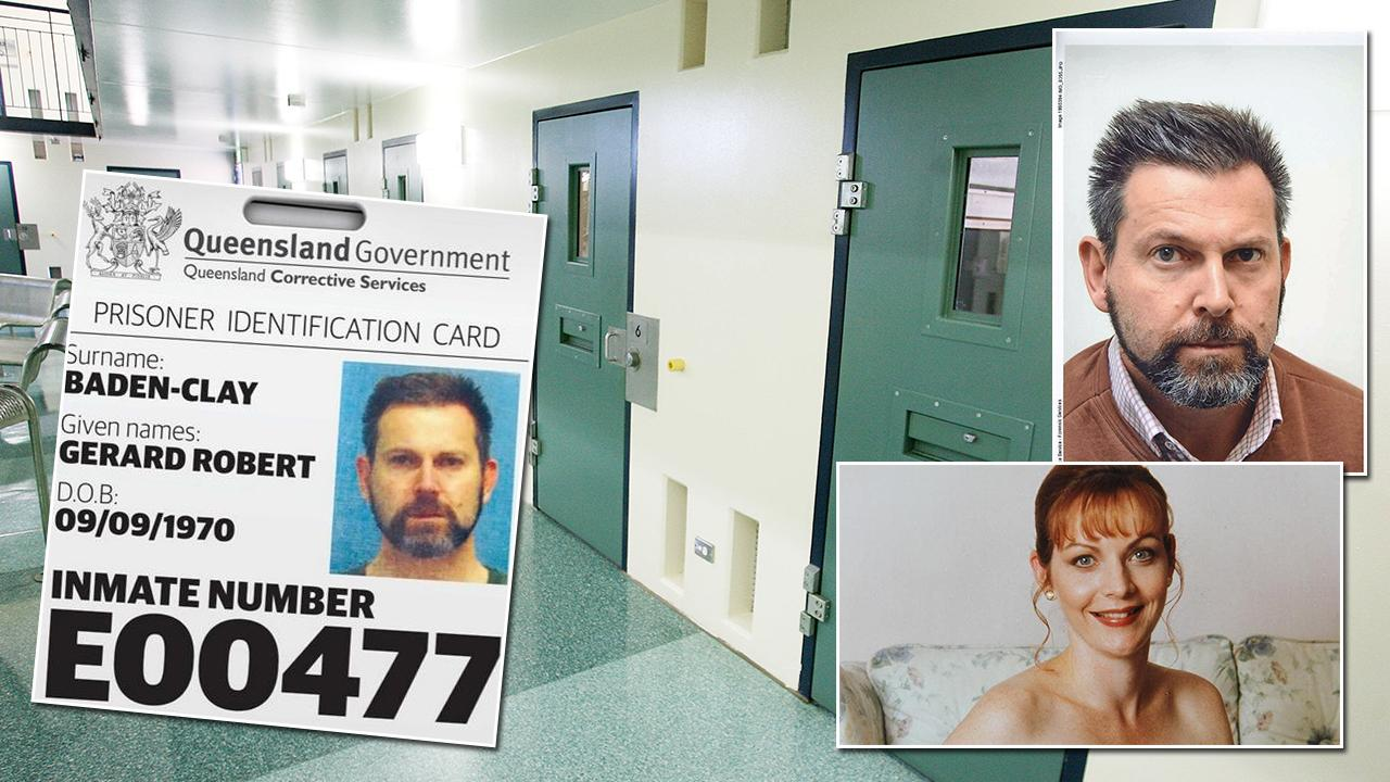 Microwave cake the only likely present for wife murderer Gerard Baden-Clay, prison officers say