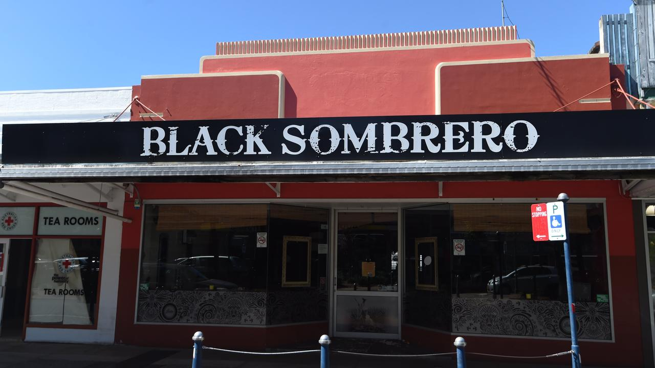 UNDER THE HAMMER: Well-known Keen St property Black Sombrero will be auctioned on site on Friday September 11, 2020. Photo: Marc Stapelberg