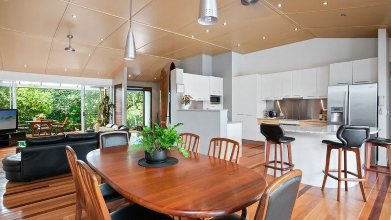Four-bedroom home 49 Parkedge Rd, Sunshine Beach, sold for $2.1 million in July, just three months after it was snapped up for $1.75 million.