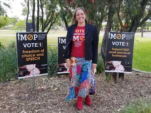 QLD Health condemns Rocky IMOP adherents
