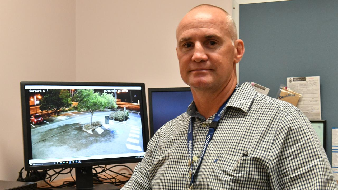 Gladstone Police Sergeant Wayne Butcher is encouraging parents of the Gladstone region to look for signs that their children may be conversing online with trolls.