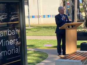 Qld Governor pays tribute to Grosvenor miners