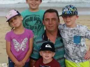 TOO FAR: Dying dad called 'selfish' for final wish to see kids