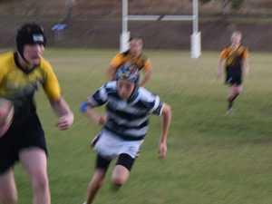 WATCH: Gympie speedster's incredible schoolboys hat trick