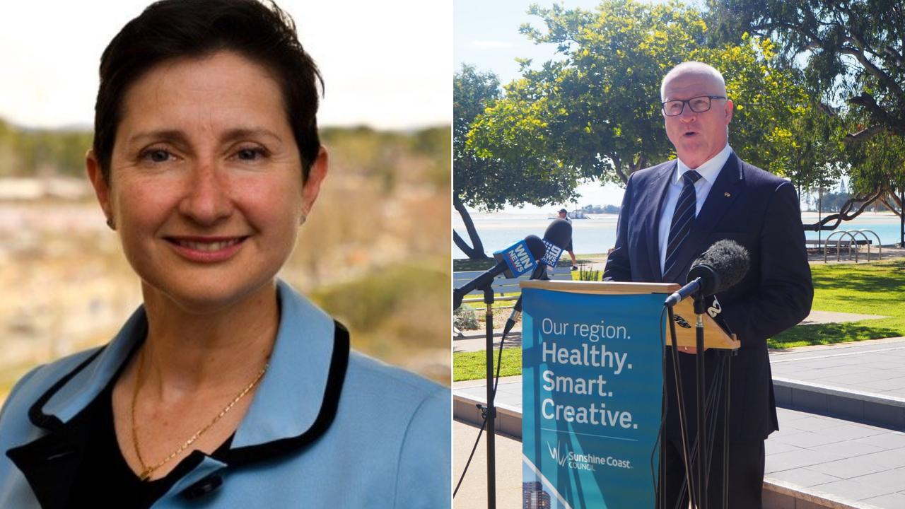 Sunshine Coast Regional Council Mayor Mark Jamieson has confirmed Emma Thomas will be the organisation's new CEO.