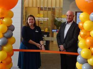 Bank opens new branch at popular shopping centre