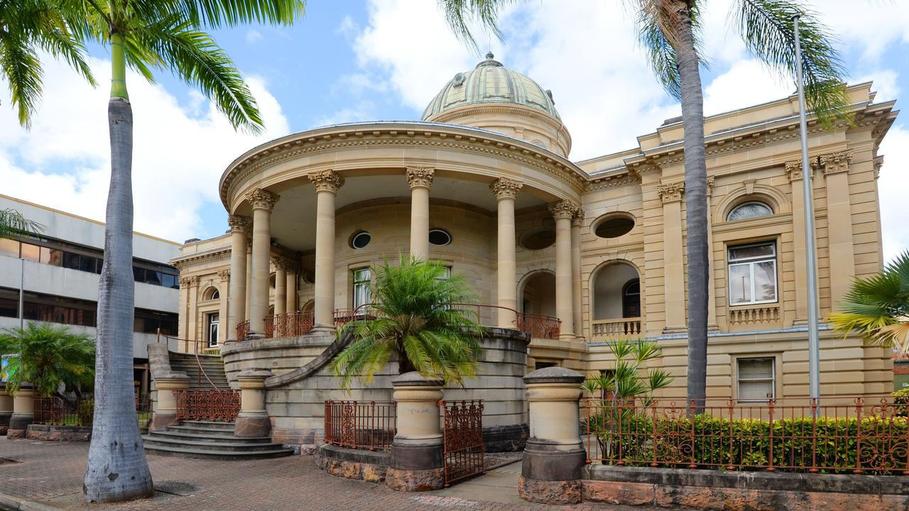 The old Customs House building on Quay Street Rockhampton is popular for photos by tourists. Photo: Chris Ison / The Morning Bulletin