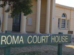 COURT: Man busted with ice at Roma lookout