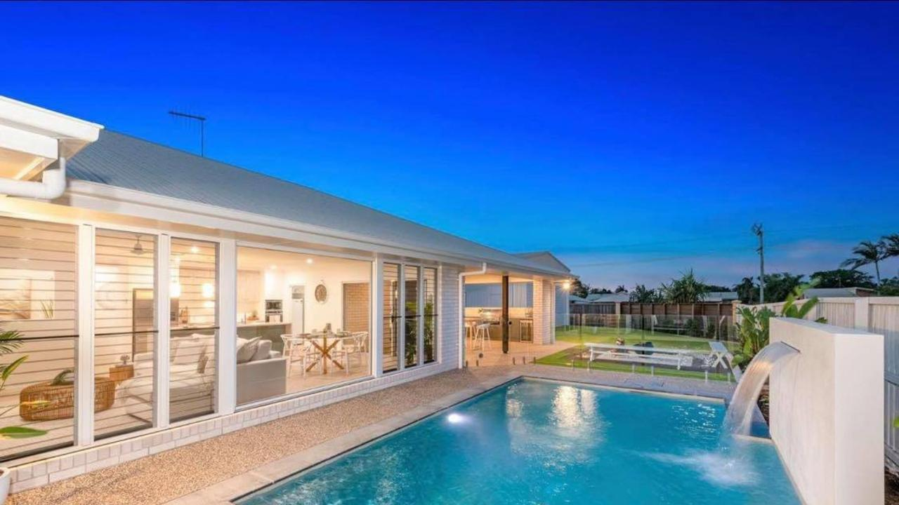 STUNNING: JRZ won in the 'best display home valued between $451,000-$550,000' category.