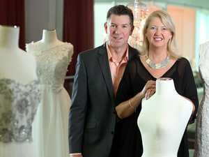 COVID's devastating toll on bridal business